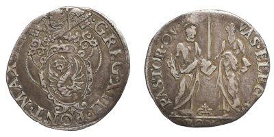 Gregorio XIII (1572-1585). Giulio-0