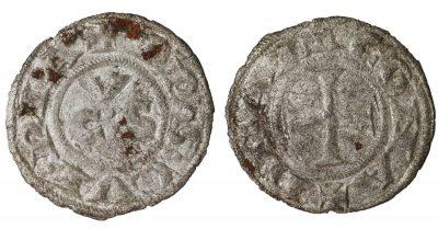ANCONA (Repubblica). 1250-1300 dc. Denaro-0
